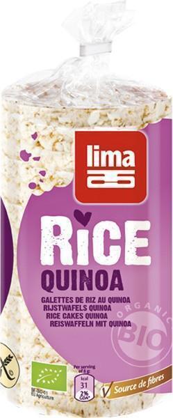 Rijstwafels met Quinoa (100g)