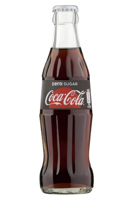 Coca-Cola Zero Glas 0.20L 1x (200ml)