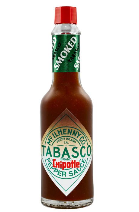 Tabasco Chipotle Pepper Sauce BBQ Smaak 60ml (60ml)