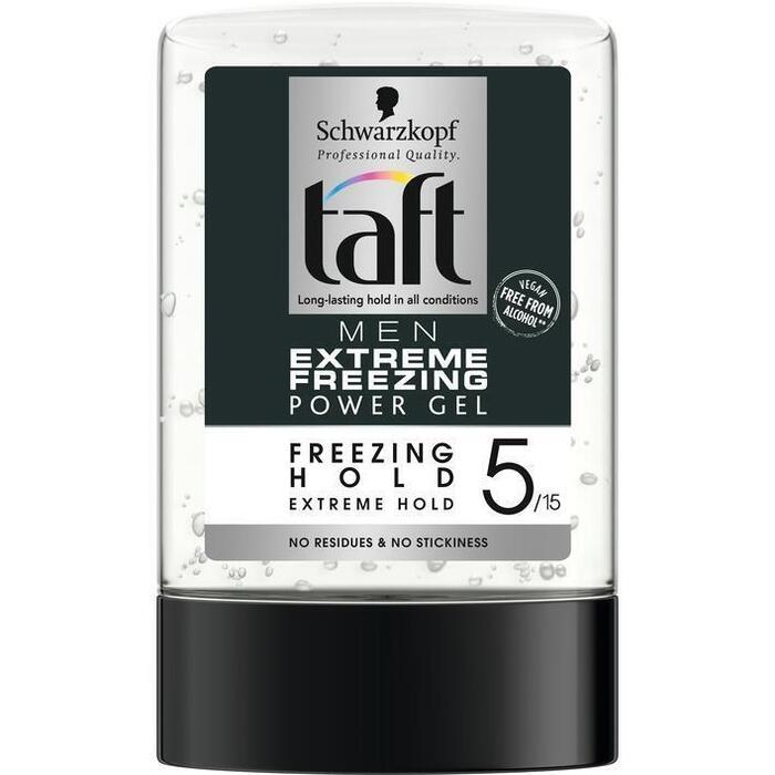 Taft Extreme Freezing Power Gel 300ml (30cl)