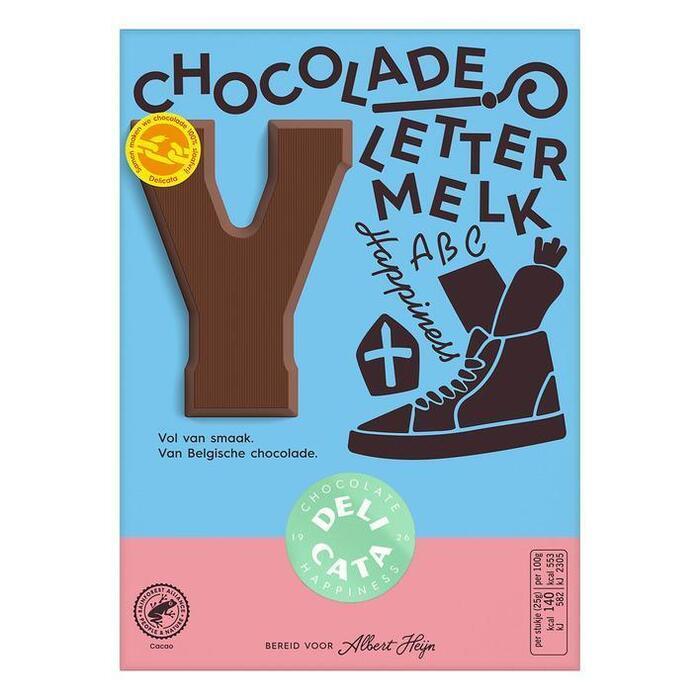 Chocoladeletter Melk (r, 90g)