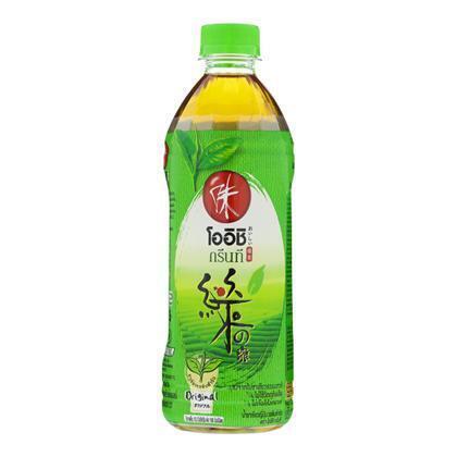 Oishi Green Tea Original 0,5l (0.5L)