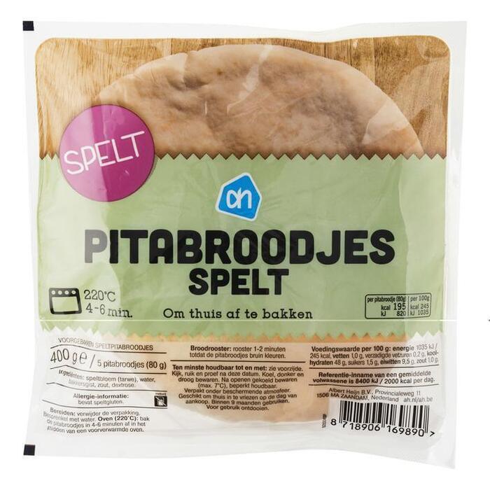 Pita spelt