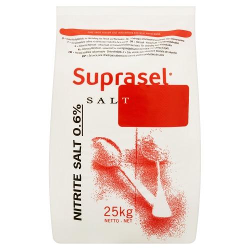 SUPRASEL NITRIETHOUDEND ZOUT 0,6% (25kg)