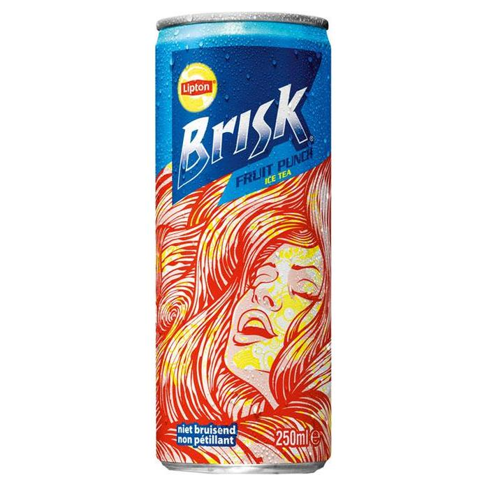Lipton Brisk (Blik, 250ml)