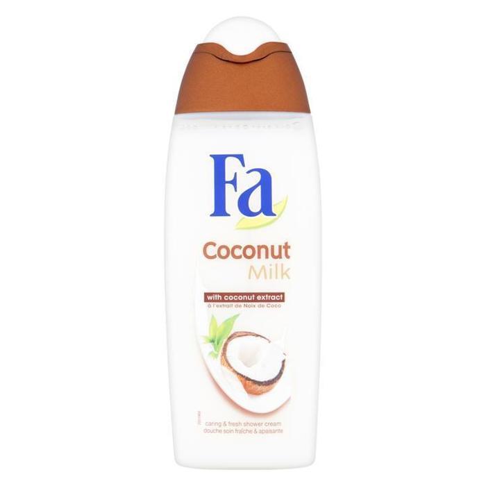 Fa Shower Cream Coconut Milk 250ml (250ml)