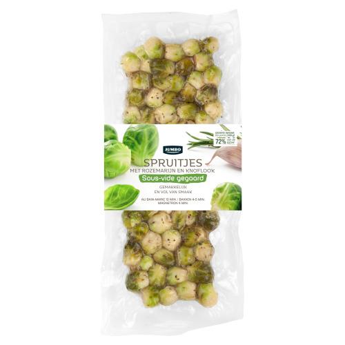 Jumbo Spruitjes met Rozemarijn en Knoflook 350 g (350g)
