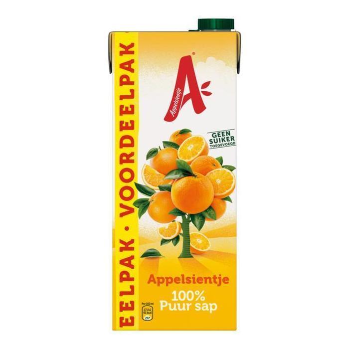 Appelsientje Sinaasappelsap (1.5L)