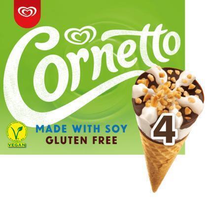 Cornetto Vegan (4 × 36cl)