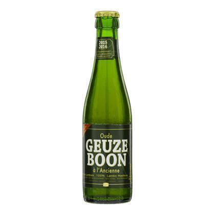 Boon Oude Geuze 25 cl (rol, 25 × 37.5cl)