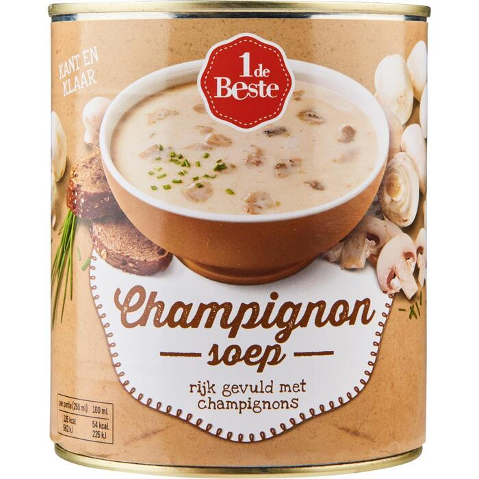 Champignonsoep (0.8L)