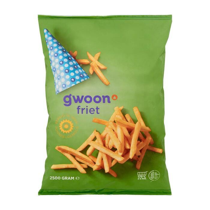 g'woon Frites (2.5kg)
