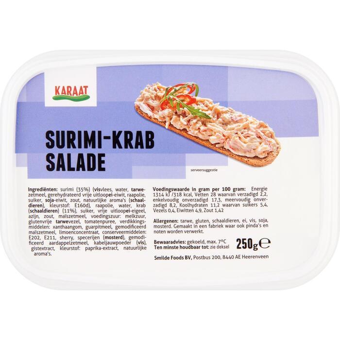 KARAAT Surimi Krabsalade 250g (250g)