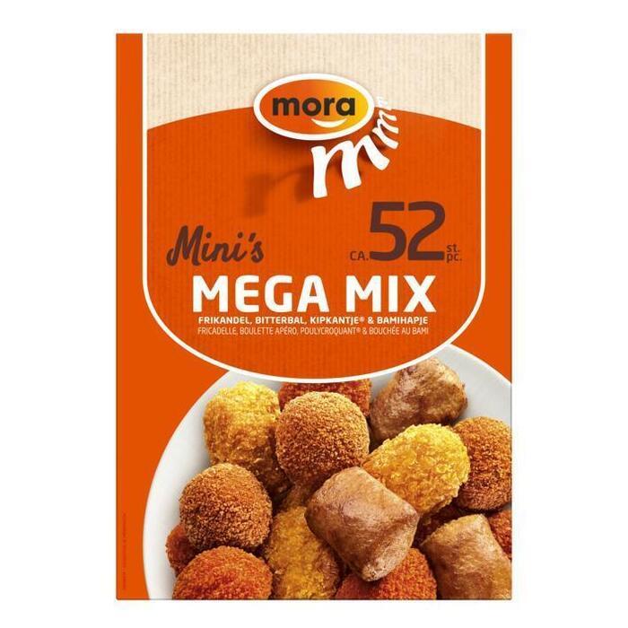 Megamix 52st (Stuk, 0.5L)