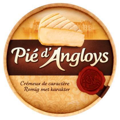 Pié d'Angloys (kaasje, 200g)