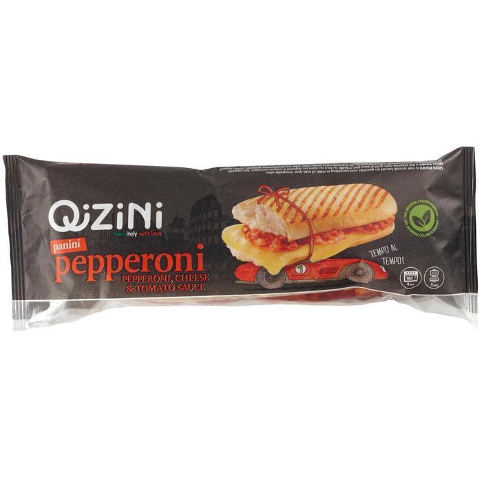 QiZiNi Panini Pepperoni 170 g (170g)