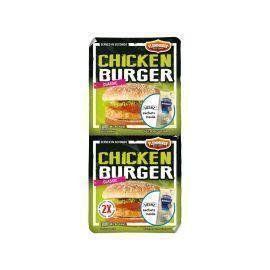 Chickenburger duo (2 × 255g)