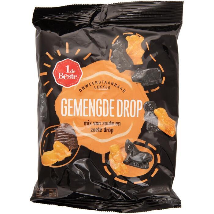 Drop gemengd zoet/zout (400g)