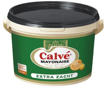 Calvé Mayonaise Extra Zacht (3L)