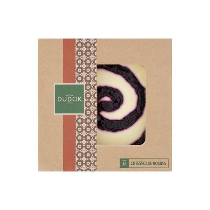 Patisserie Bosbessen Cheesecake Klein dv. Heel 650 g (stuk, 650g)