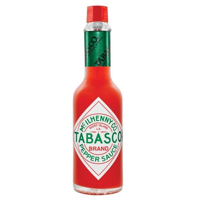 Tabasco Rode Pepersaus 60ml (60ml)