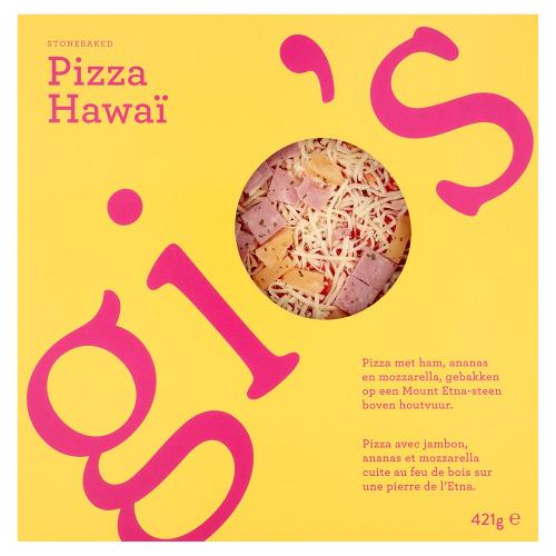 Gio's Pizza Hawaï 421 g (421g)