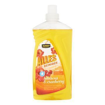 Jumbo Allesreiniger Hibiscus & Cranberry 1000ml (1L)