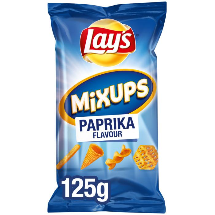 Snack Mix Paprika chips (Stuk, 125g)