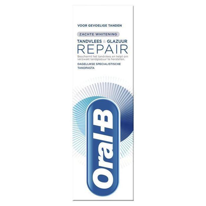 Oral B Tandpasta pro-expert repair gevoelige tanden (75ml)