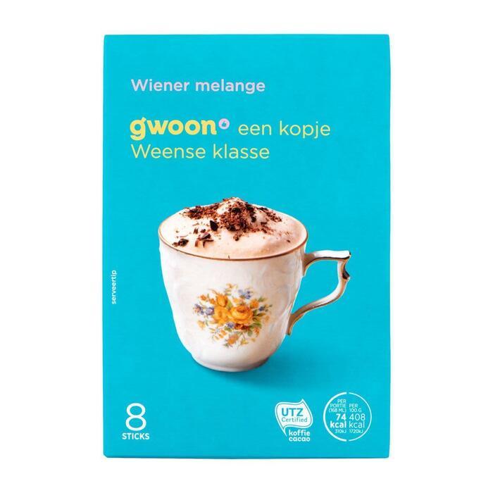 g'woon Wienermelange (144g)