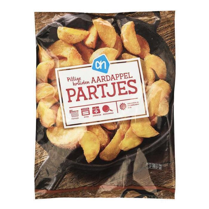 Voorgebakken Aardappel Partjes (zak, 600g)