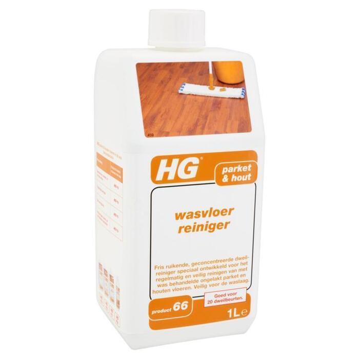 HG Wasvloerreiniger parket/ hout (1L)