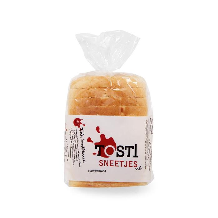 Tostibrood wit (400g)