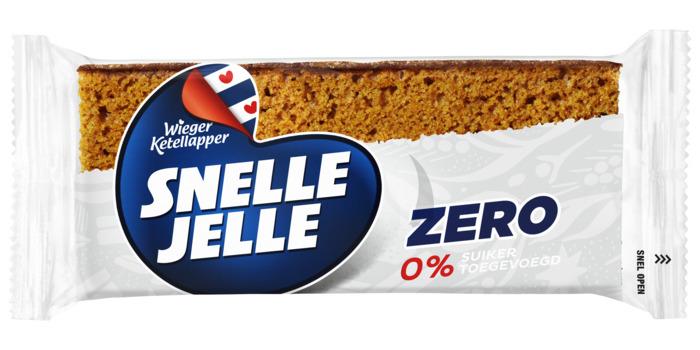 Wieger Ketellapper Snelle jelle zero single (42g)