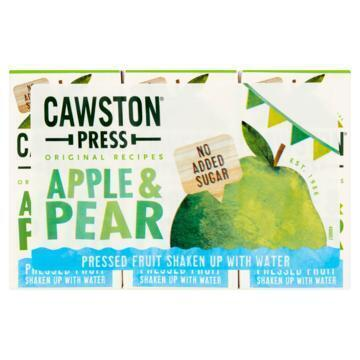 Apple & Pear (pak, 3 × 200ml)