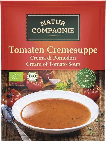 Tomatencrèmesoep 2-kops instant (40g)