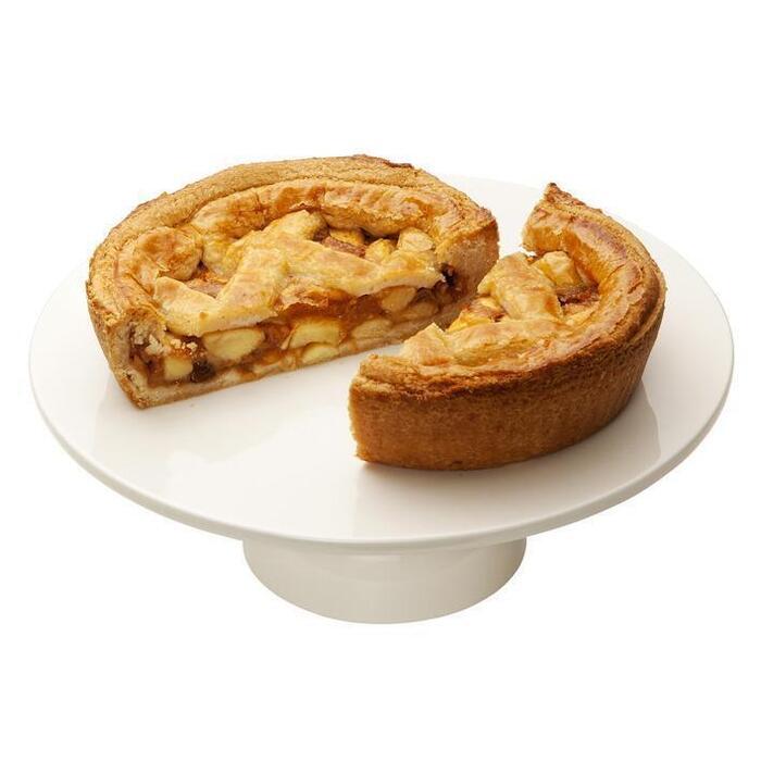 Roomboter appeltaartje (stuk)