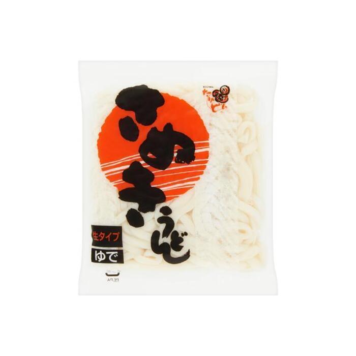 Voorgekookte Japanse Udon Noedels 200g (200g)
