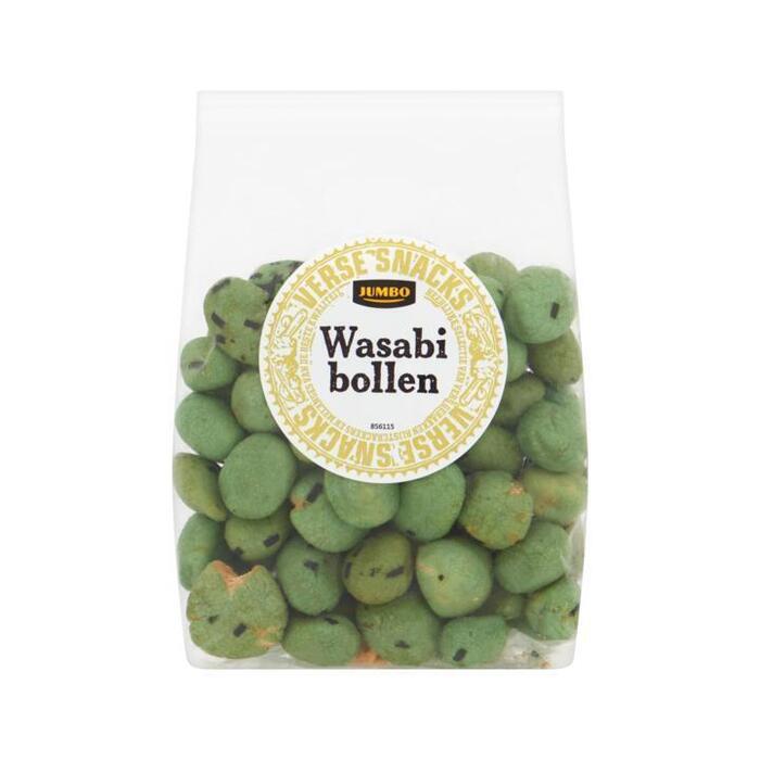 Jumbo Wasabi Bollen 150g (150g)