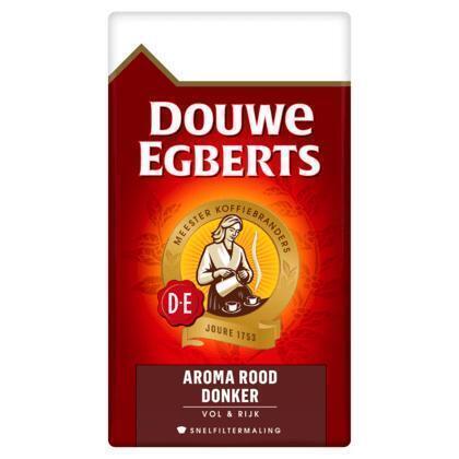 Aroma Rood Donker filterkoffie (Stuk, 500g)