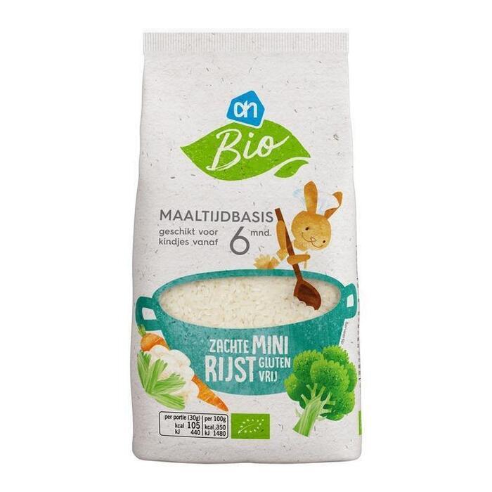 AH Biologisch Baby rijst 6+ (300g)