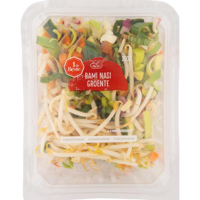 Bami nasi groente (250g)