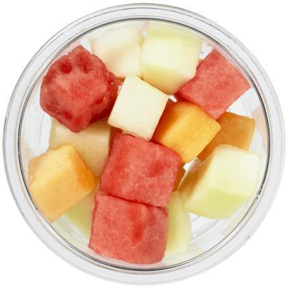 Vers gesneden fruit meloenmix (200g)