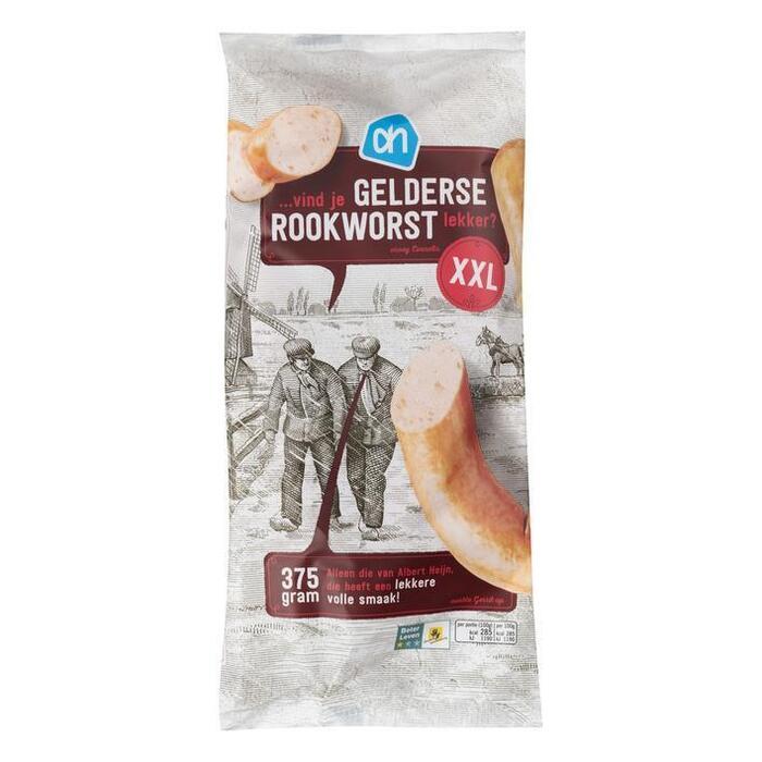 Sappige Gelderse Rookworst (zak, 375g)