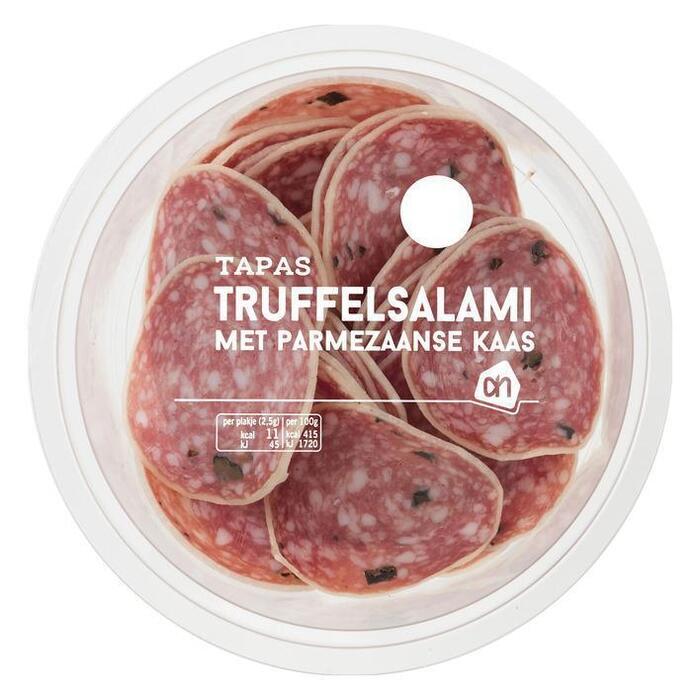 AH Truffelsalami met Parmezaanse kaas (65g)