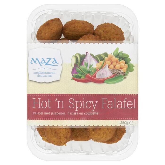 Hot 'n Spicy Falafel (Stuk, 250g)