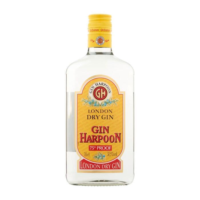 Harpoon London dry gin (0.7L)