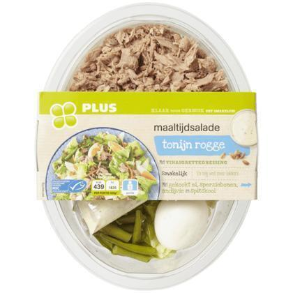 Maaltijdsalade tonijn-rogge (400g)