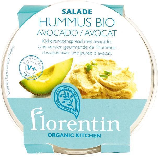 Hummus Avocado (170g)