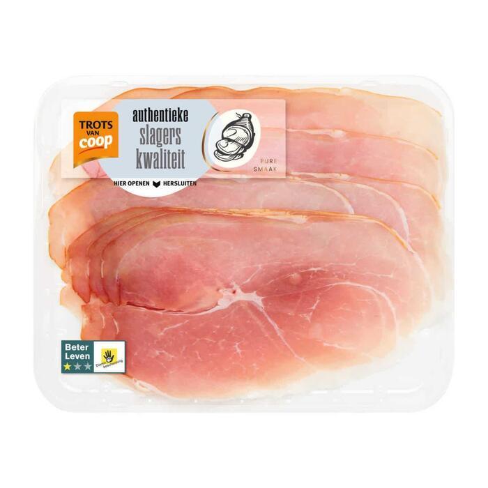 Authentiek Coburger ham (110g)